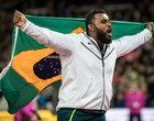Brasil termina Mundial Paralímpico de Atletismo na nona colocação