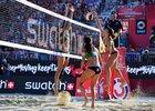 Larissa e Talita perdem na semi e ficam fora da disputa pelo ouro (FIVB/Divulgação)